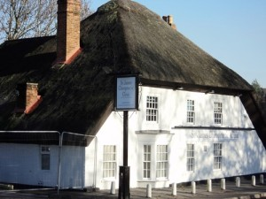 The Old Thatched House